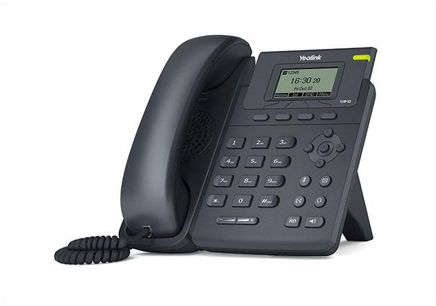טלפון ip yealink T19P E2